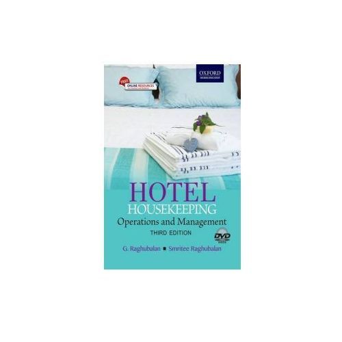 Hotel Housekeeping: Operations and Management 3e (includes DVD) (9780199451746)