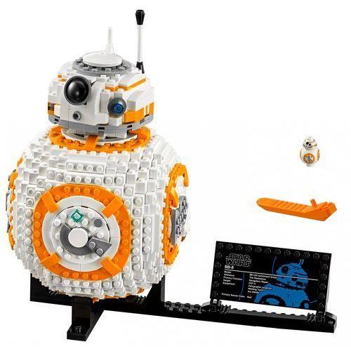 LEGO® Star Wars 75187 BB-8. Najniższe ceny, najlepsze promocje w sklepach, opinie.