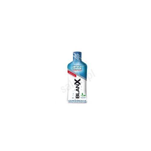 Blanx White Shock Natychmiastowa biel - płyn do płukania jamy ustnej (500 ml)