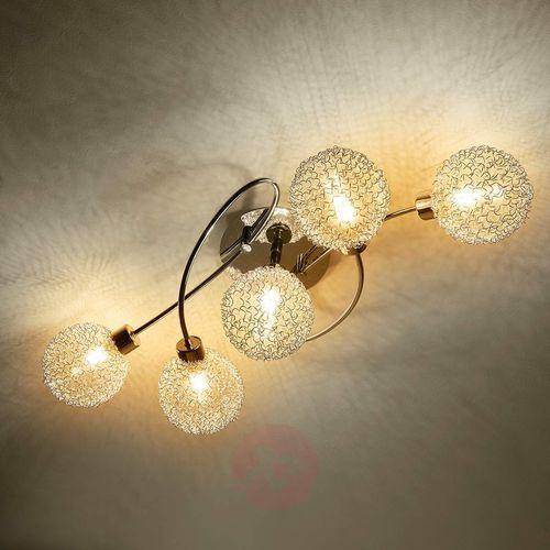 Fantazyjna lampa sufitowa LED Ticino (4251096516371)