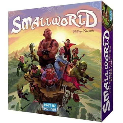 Gra REBEL Small World