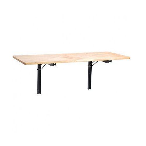 B2b partner Składany stół warsztatowy na ścianie
