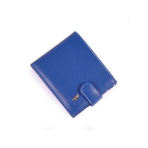 Portfel damski PUCCINI P-1953 niebieski - niebieski
