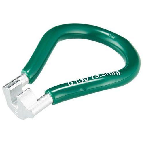Xlc klucz do nypli to-s43 narzędzie do roweru kształt łuku zielony 2018 narzędzia
