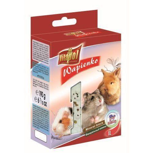 VITAPOL Wapienko dla gryzoni popcorn XL 190g - Popcorn \ 190