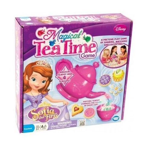 Sofia Magical Tea Party Game, 398268