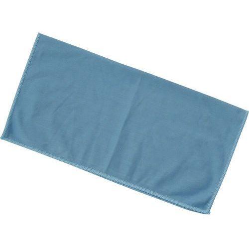 Ścierka z mikrofibry do szkła niebieska marki Stalgast