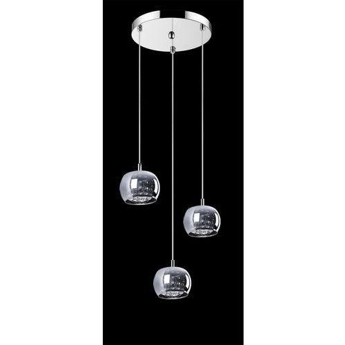 Lampa wisząca CRYSTAL 3X42W P0076-03M-B5FZ ZUMA LINE, kolor Przezroczysty