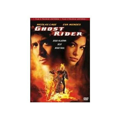 Ghost Rider (DVD) - Johnson Mark Steven
