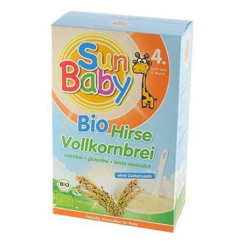 BABY SUN 250g Kaszka jaglana po 4 miesiącu życia Bio (4003246424056)