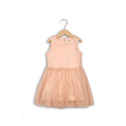 Sukienka dziewczęca 3k34b9 marki Minoti
