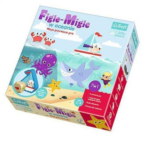 Little planet figle migle w oceanie marki Trefl