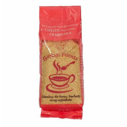 Cukier trzcinowy Demerara 500 g Global Foods, 5876