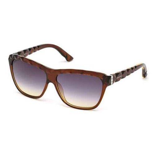 Swarovski Okulary słoneczne sk 0079 50w