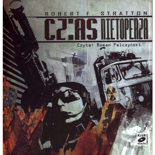 Czas nietoperza. Audiobook (1XCD), Robert F. Stratton