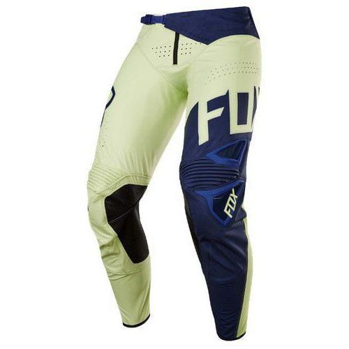 Fox Spodnie flexair libra indianapolis navy/yellow