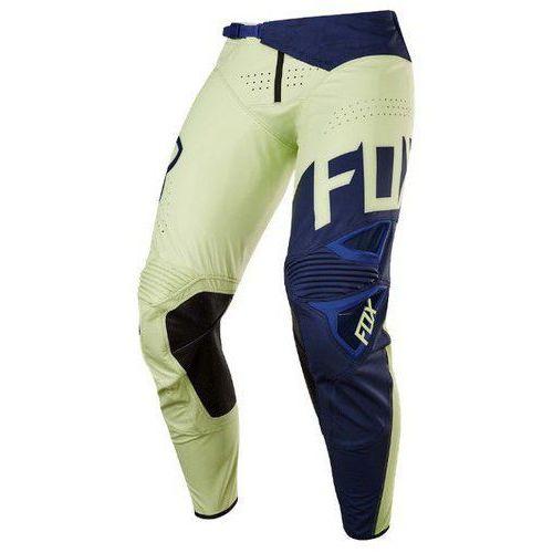 Spodnie fox flexair libra indianapolis navy/yellow marki Fox_sale