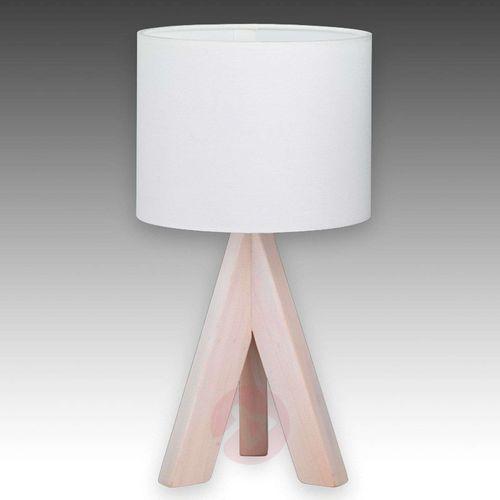 Reality GING Lampa stołowa Ciemne drewno, Jasne drewno, 1-punktowy - Nowoczesny/Design - Obszar wewnętrzny - GING - Czas dostawy: od 2-4 dni roboczych (4017807295573)