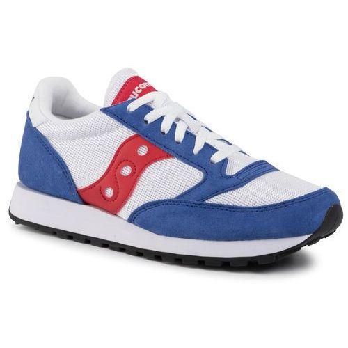 Sneakersy - jazz original vintage s70368-83 wht/blu/red, Saucony, 40-46.5