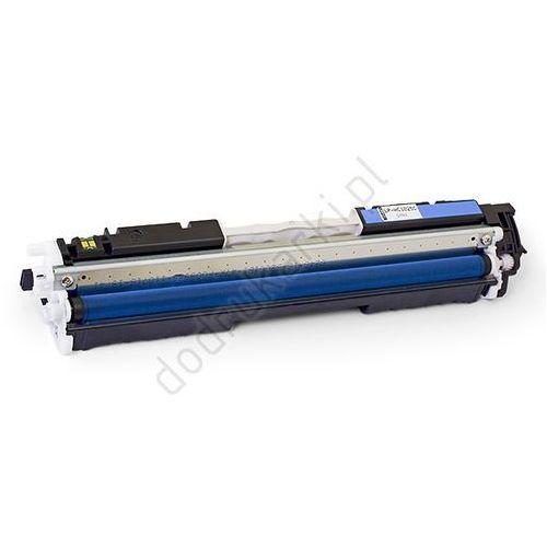 Toner cyan do HP Color LaserJet Pro M176 M177 - zamiennik CF351A 130A [1k] - produkt z kategorii- Tonery i bębny