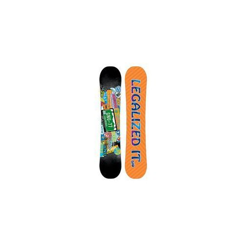 Snowboard Gnu - Hi 5 Co 150 Pbtx - produkt z kategorii- Snowboard dla dzieci