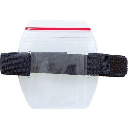 Koruma® ✅ etui opaska na rękę elastyczny pasek skipass identyfikator ochrona - z rzepem