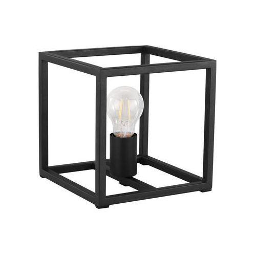 Lampa stołowa ELDRICK czarna E27 EGLO