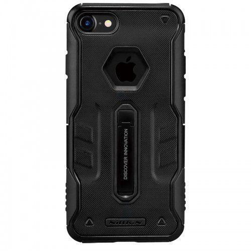 Etui Nillkin Defender IV case with Holder iPhone 7 Black (2000046736015)