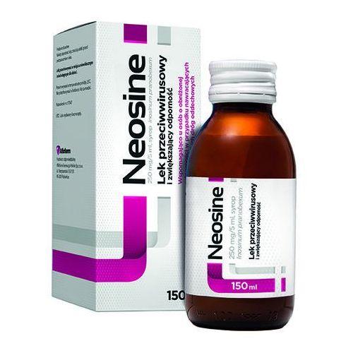 NEOSINE 250 mg/5 ml syrop 150 ml - produkt farmaceutyczny