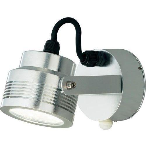 Konstsmide MONZA zewnętrzny kinkiet LED Stal nierdzewna - - Nowoczesny/Design - - Monza -