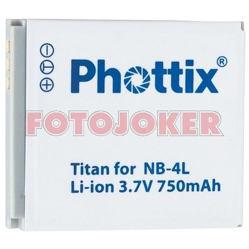 Phottix NB-4L