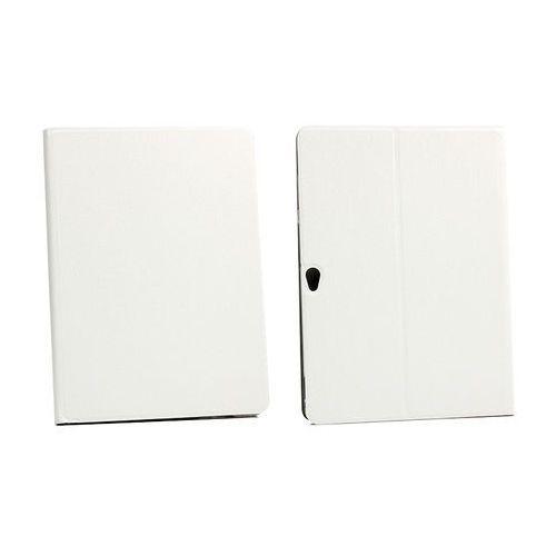 Huawei MediaPad M2 10.0 - etui na tablet Flex Book - biały, kolor biały