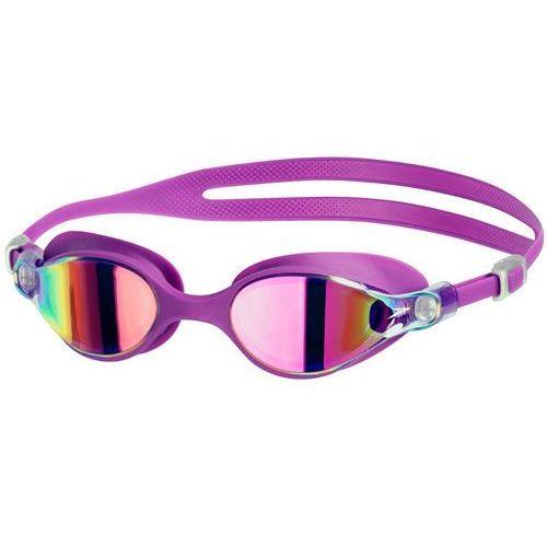 virtue mirror okulary pływackie kobiety różowy 2018 okulary do pływania marki Speedo