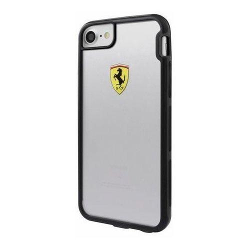 BMW Etui Ferrari Hard do iPhone 7 transparentne (FEHCP7TR3) Darmowy odbiór w 20 miastach!, ORG002750