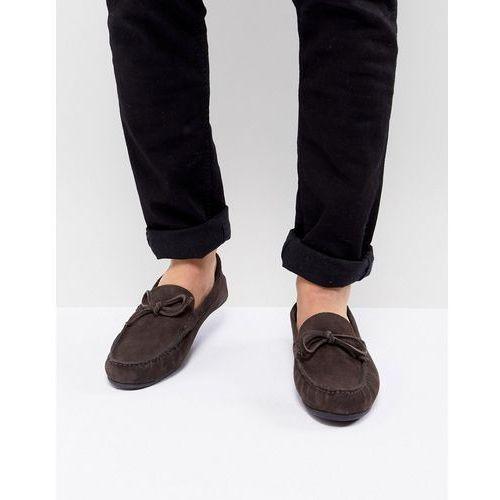 Kg kurt geiger Kg by kurt geiger ringwood driving shoes in suede - brown