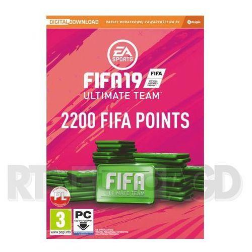 Electronic arts Fifa 19 - 2200 punktów