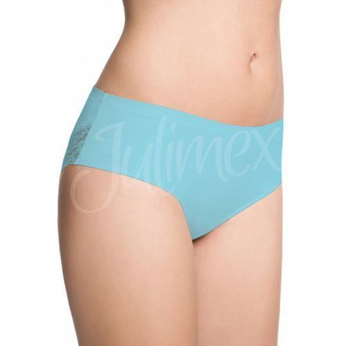 Figi model cheekie panty ice blue marki Julimex