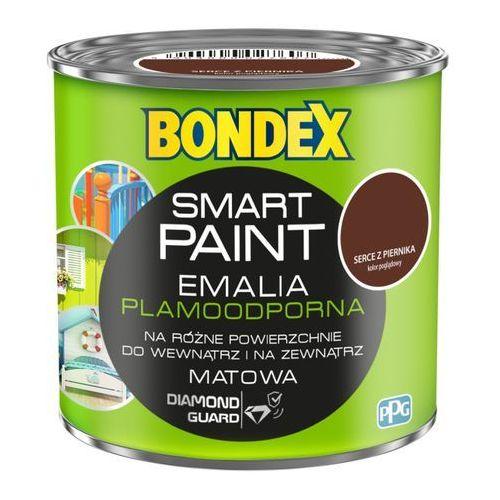 Emalia akrylowa Bondex Smart Paint serce z piernika 0,2 l, 399479