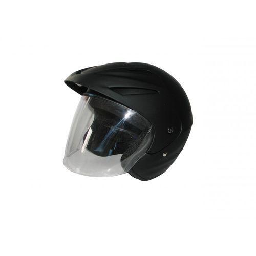 Kask motocyklowy o1 otwarty czarny mat + zamów z dostawą jutro! marki Torq