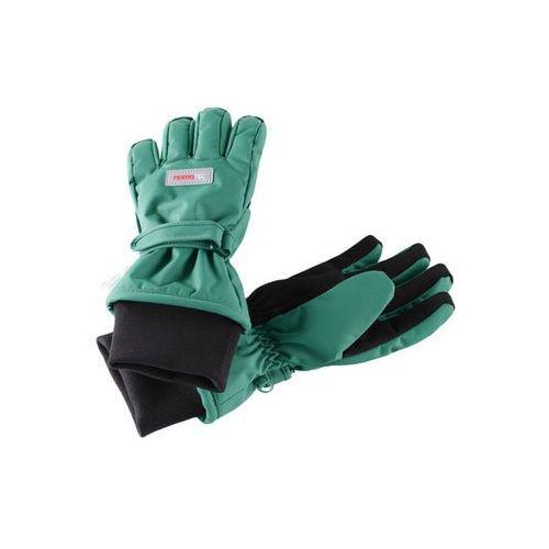 Rękawice zimowe narciarskie 5palczaste Reima Reimatec Tartu Zielony - 8630 (6416134959741)