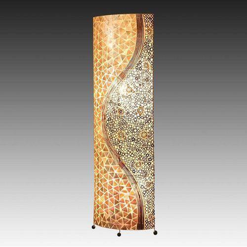 GLOBO 25824 - Lampa podłogowa BALI 2xE27/60W