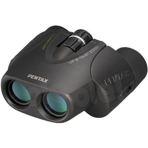 up 8-16x21 (czarny) - produkt w magazynie - szybka wysyłka! marki Pentax