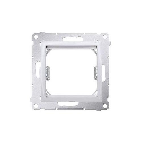 Kontakt-simon Adapter/przejściówka simon 54 da45.01/11 45×45 mm biały (5902787557874)