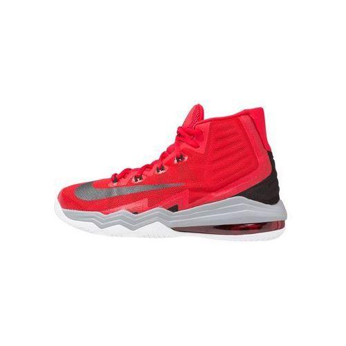 Nike Performance AIR MAX AUDACITY II Obuwie do koszykówki university red/black/white