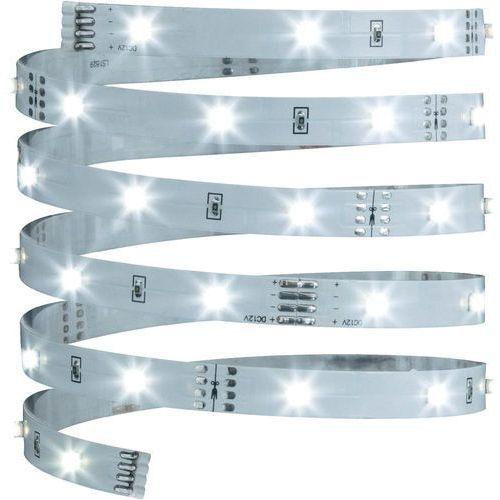 Paulmann Taśma led 70256, 1 x 7,2 w, 12 v dc, biały, 2,5 x 3000 x 10,5 mm (4000870702567)