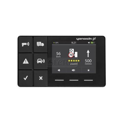 Yanosik GT - asystent kierowcy - YGT z kategorii Pozostała nawigacja GPS