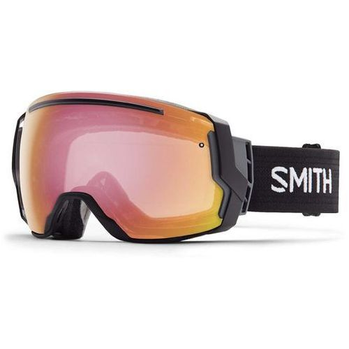 gogle snowboardowe SMITH - I/O 7 Black Photochromic Red Sensor (99CI) rozmiar: OS