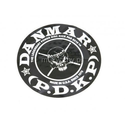 Danmar 210 Skull Powerdisc łatka pod bijak