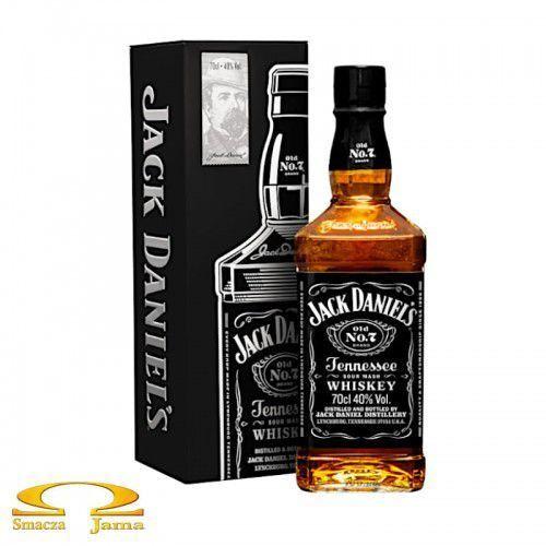 Jack daniel distillery Whiskey jack daniel's old no. 7 0,7l puszka