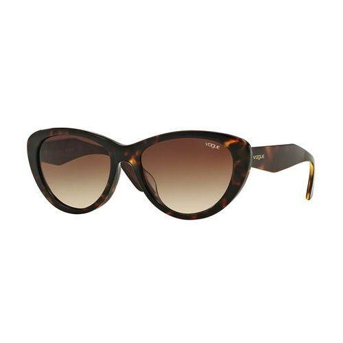Vogue eyewear Okulary słoneczne vo2990sf texture asian fit w65613